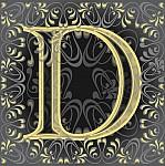 Letra-d-decorada-328807