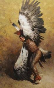 EagleDancerPotawatomi58x36S