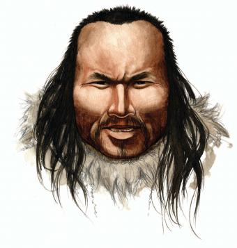 Esquimal_hace_4000_anos