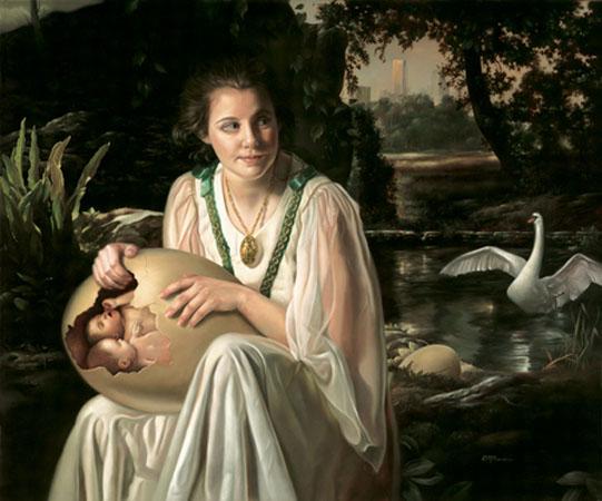 leda-and-the-swan